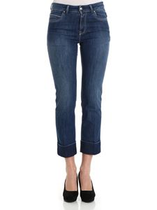 Fay - Jeans with turn-ups on the bottom