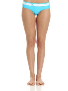 Adidas by Stella McCartney - Light-blue bikini bottom