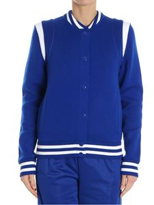 Givenchy - Electric blue bomber jacket