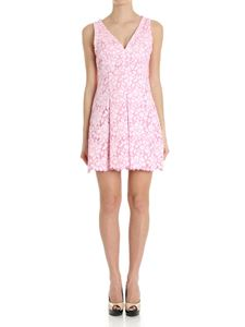 Moschino Boutique - Pink floral dress