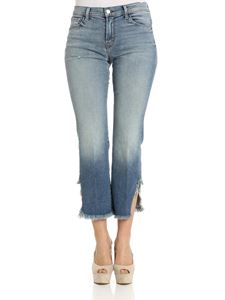 J Brand - Selena light blue jeans