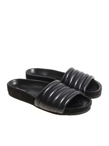 Isabel Marant - Black Hellea slippers
