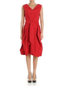 Vivienne Westwood Anglomania - Red Lotus dress