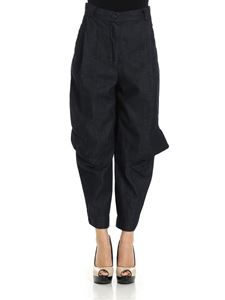Vivienne Westwood Anglomania - Blue Lag trousers