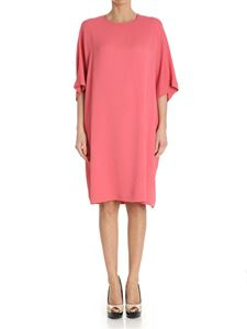 M Missoni - Pink dress with wide sleeves