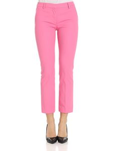 True Royal - Pink Ross flared trousers
