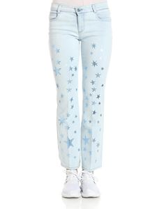 Stella McCartney - Bootcut jeans with stars
