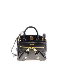 Moschino - Black shoulder bag