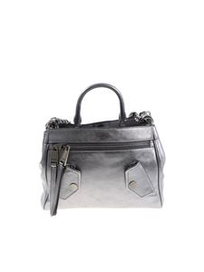 Moschino - Silver shoulder bag