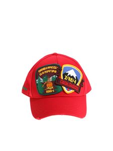 Dsquared2 - Red hat with patches