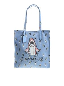 Coach - Sharky tote bag